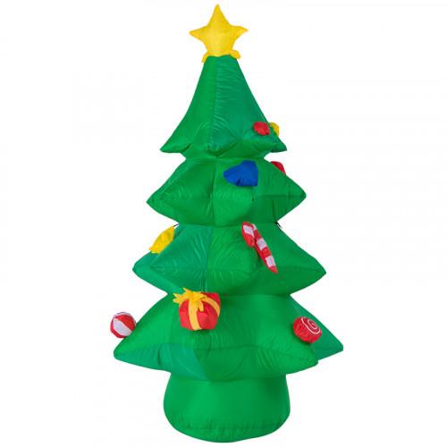 """Надувная фигура """"Праздничная елка"""" 1,2 м"""