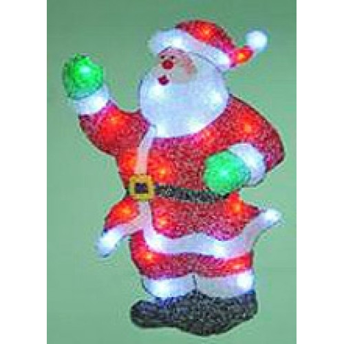 "Светодиодное панно ""Дед Мороз"" арт. 31 416"
