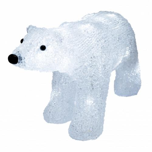 Светодиодная LED фигура Медвежонок 17 см