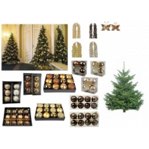 Дизайн новогодней елки до 1,5-2 м
