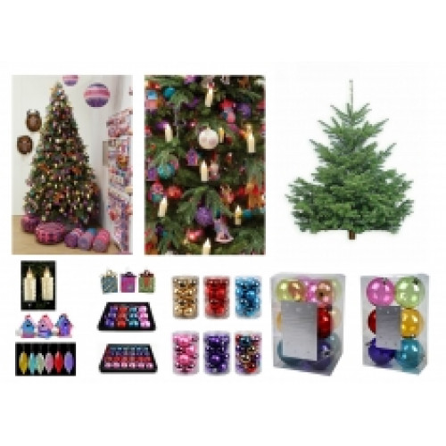 Дизайн новогодней елки 3-4 м